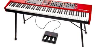 Test: Clavia Nord Stage 2, Stagepiano