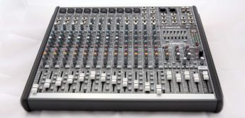 Test: Mackie ProFX16 Live-Mischpult