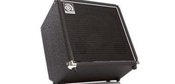 Test: Ampeg, BA-110 und BA-108, Bass-Combos