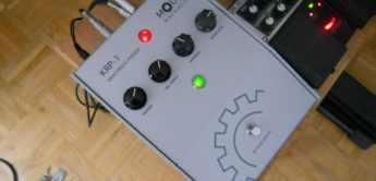 Test: Mode Machines, KRP-1 Krautrock Phaser, Effekt