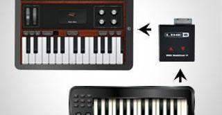 Test: Line6 MIDI Mobilizer II, MIDI Interface für iPad, iPhone