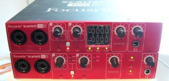 Test: Focusrite, Scarlett 18i6, USB 2.0 Audio Interface