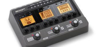 Test: Zoom, G3, Gitarren-Multieffektprozessor