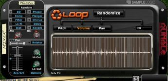 Test: Sample Logic, Rumble, Sound Library