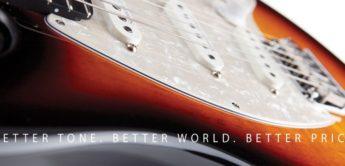 Test: Flaxwood Hybrid 3SC, E-Gitarre