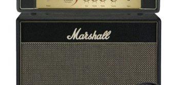 Test: Marshall, Class 5 Head und Class 110-Box, Gitarren-Stack