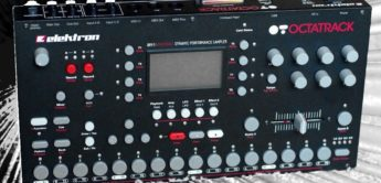 Top News: Elektron Octatrack MK1 Update, Sampler und Sequencer