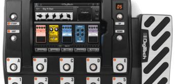 Test: Digitech, iPB-10, Gitarren-Multieffektgerät für Apple iPad 1/2