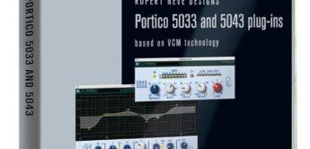 Test: Steinberg, Rupert Neve Portico Plug-ins, 5033 EQ, 5043 Compressor
