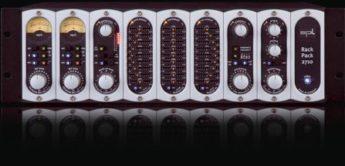 Test: SPL, RPM Rack Pack8, Modular System
