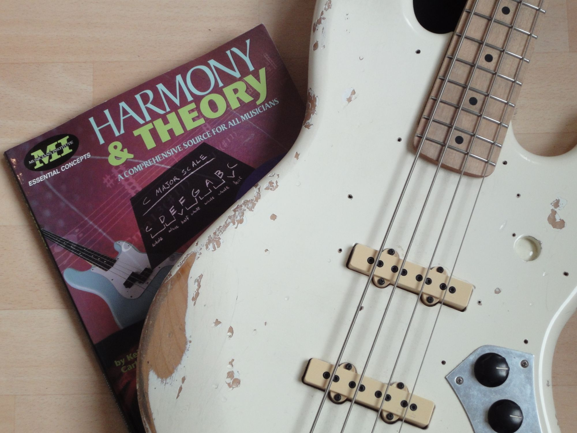Workshop: Fretboard Harmony for Bass Guitar I - AMAZONA.de