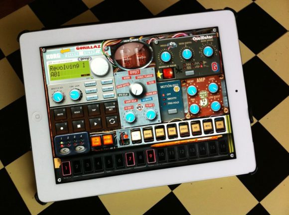 iPad Music Special