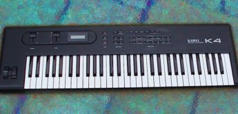 Green Box: Kawai K4, Synthesizer