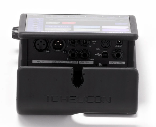 TC-Helicon Voicelive Touch - Rückseite 2