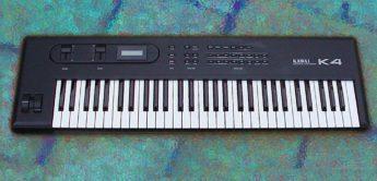 Green Box: Kawai K4 Digital-Synthesizer