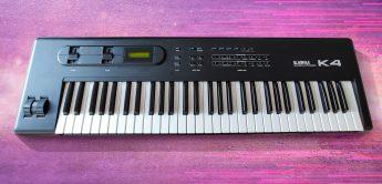 Green Box: Kawai K4, K4R Digital-Synthesizer