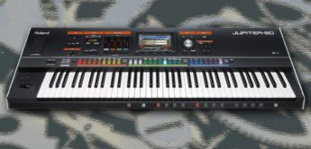 Test: Roland Jupiter-80 Synthesizer