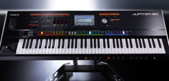 Test: Roland Jupiter-80, Synthesizer