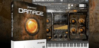 Test: Native Instruments, Damage, Sound-Effects