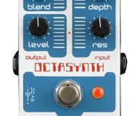 Test: Subdecay, Octasynth, Effektgerät für Gitarre