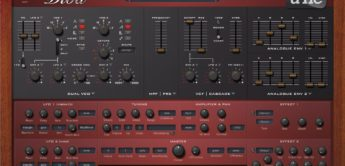 Test: U-he, Diva, Software-Synthesizer