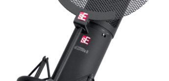 Top News: sE Electronics, sE2200a II, Multi Pattern Condenser Microphone