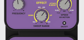 Test: Source Audio Soundblox Bass Envelope Filter, Bass-Effektgerät