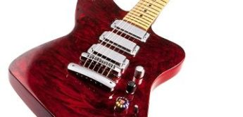 Test: Gibson Firebird X Red-Volution, E-Gitarre