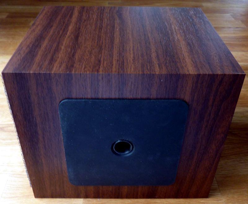 test behringer behritone c5a c50a aktive vintage. Black Bedroom Furniture Sets. Home Design Ideas