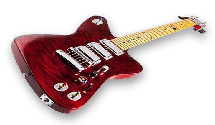 Test: Gibson Firebird X Red-Volution, E-Gitarre