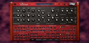 Test: U-he Diva, Software-Synthesizer