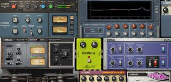 Test: Yamaha Vintage Plug-In Collection, Steinberg