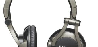 Test: Shure, SRH 550 DJ, DJ-Kopfhörer