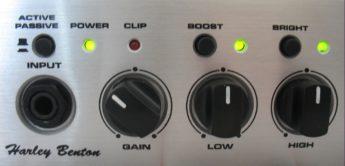 Test: Harley Benton, BA500H, Bassverstärker
