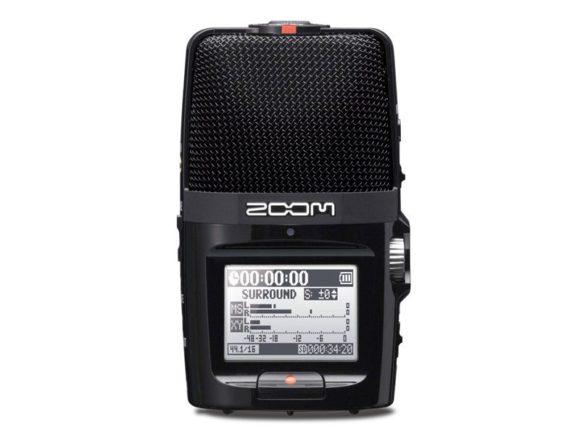 Deutlich schicker als sein Vorgänger: der Zoom H2n