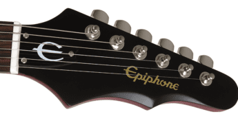 Test: Epiphone 1966 Wilshire Tremotone LTD WB, E-Gitarre