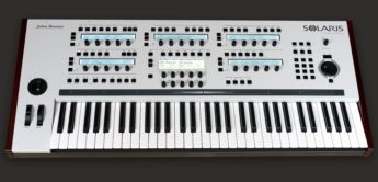Test: John Bowen Solaris, Synthesizer, Version 1.4.1