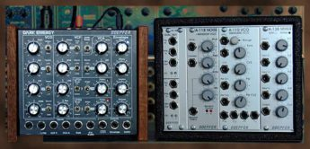 Workshop: Doepfer Dark Energy plus 2. VCO & 2. LFO – Teil 3