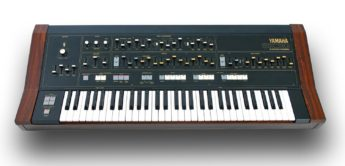 Blue Box: Yamaha SK30, SK20, SK15 Ensemble Synthesizer