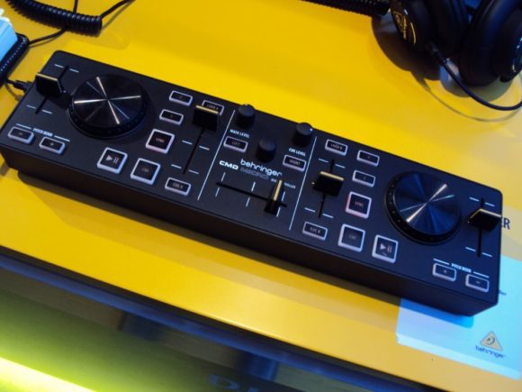 Behringer CMD-Serie: Micro