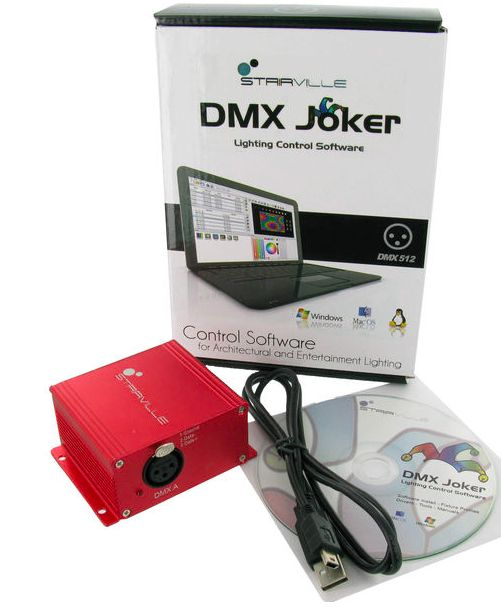 Dmx Joker Software