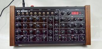 Test: MFB, Dominion X, Synthesizer