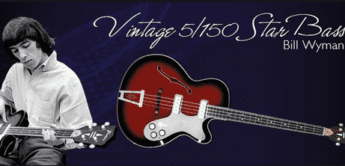 """Top News: Framus Vintage Star Bass ist in den """"NAMM Top 50"""