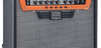 TOP NEWS: Roland präsentiert GA-112 und GA-212 Gitarrenamps mit COSM-Technologie
