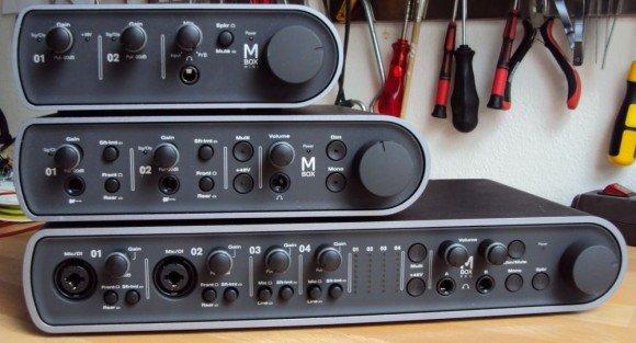 Die M-Box-Familie der 3. Generation