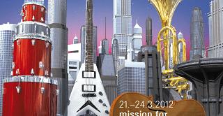 Report: Musikmesse Frankfurt 2012 – Gitarre & Bass