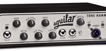 Test: Aguilar, Tone Hammer 500, Bass-Verstärker