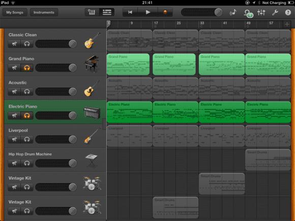 Workshop Musikproduktion Mit Apple Garageband Fur Ipad Seite 3