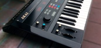 Blue Box: Akai AX80, AX60, Vintage-Synthesizer