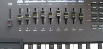 Test: Kurzweil, PC3 K6, K7, K8, Music Workstation